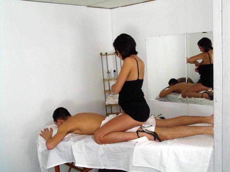 spy cam massage